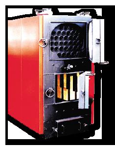 Kalvis 100-700 кВт - твердотопливные промышленные котлы