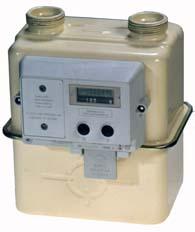 Кредитный счетчик газа G4L