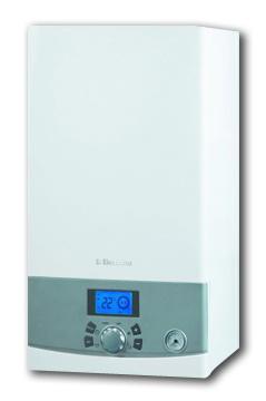 Настенные газовые котлы Electrolux серии Hi-Tech