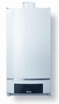 Настенный конденсационный котел BUDERUS LOGAMAX PLUS GB162