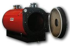 Стальные котлы Biasi RCH мощностью 1500-4000 кВт