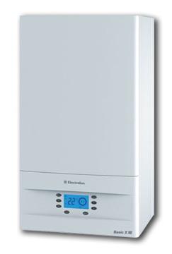 Настенные газовые котлы Electrolux серии Basic