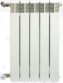 Алюминиевые радиаторы IdealComfort - Италия