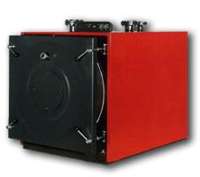 Стальные котлы Biasi RCA мощностью 350–1150 кВт